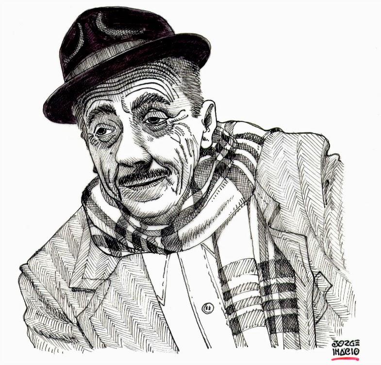 Adoniran Barbosa destacou-se pelo uso da linguagem popular e do humor em suas letras