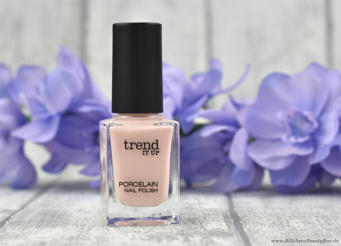 trend IT UP - neues Sortiment Frühling und Sommer 2017 - Porcelain Nail Polish 040