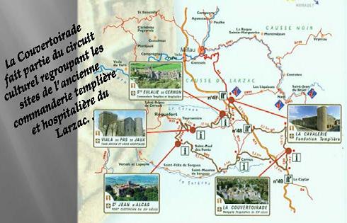 ¿Qué ver en los alrededores de La Couvertoirade?