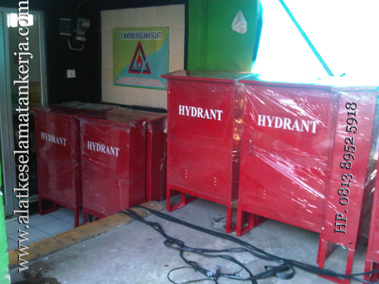 hydrant box perlengkapan hydrant