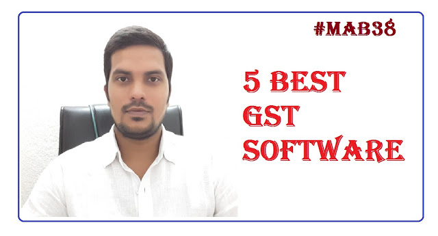 Top 5 Best GST Billing Software