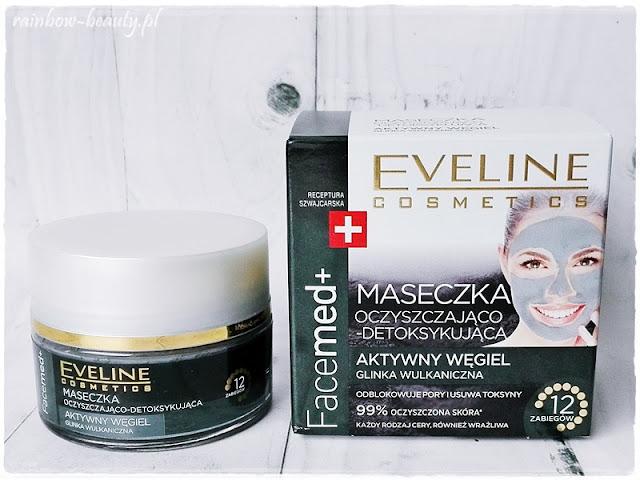 maseczka-eveline-wegiel-aktywny-oczyszczajaco-detoksykujaca-opinie-blog