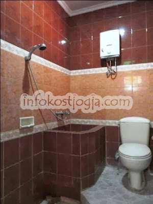 Kost Bathtub Jogja