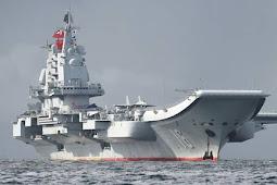 Liaoning, Kapal Induk China yang Dibangun dari Besi Rongsok dan 'Menipu' Ukraina