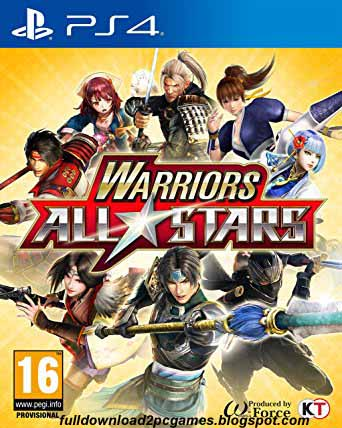 Warriors All Stars Free Download PC Game- CODEX