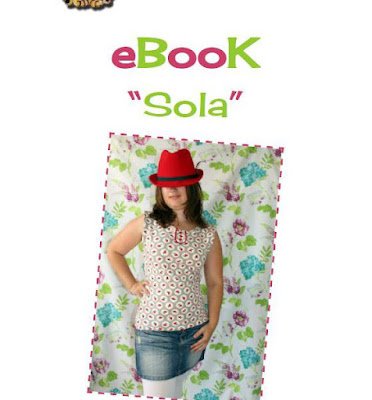 Basic Shirt, Ebook, Gewinnspiel, Kartoffeltiger, Sola, Sommertop,