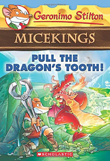 Geronimo Stilton Micekings: Pull the Dragon's Tooth!
