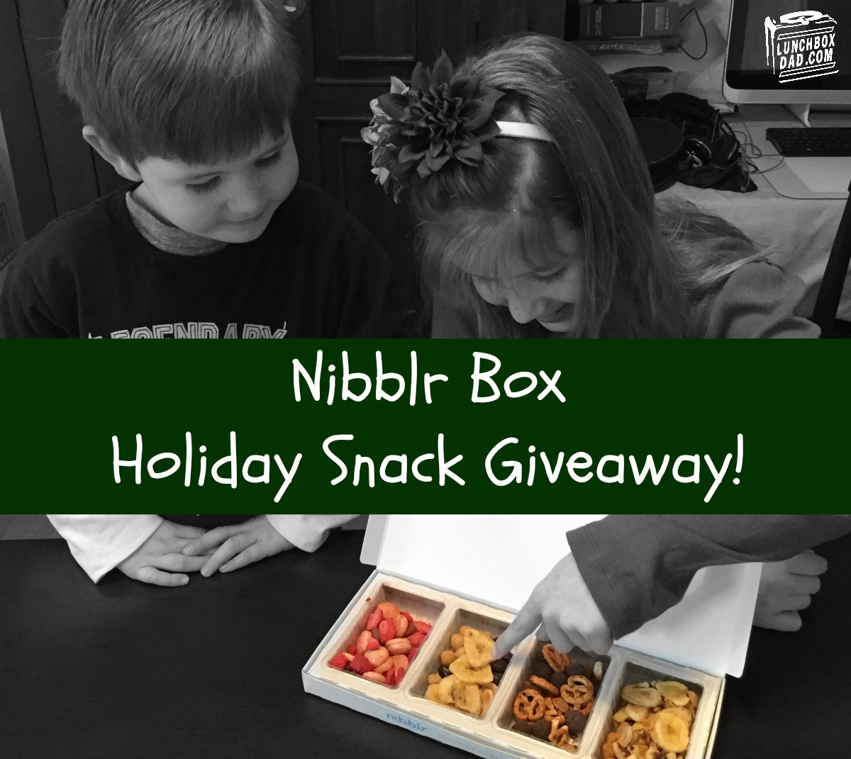 Nibblr Snack Giveaway