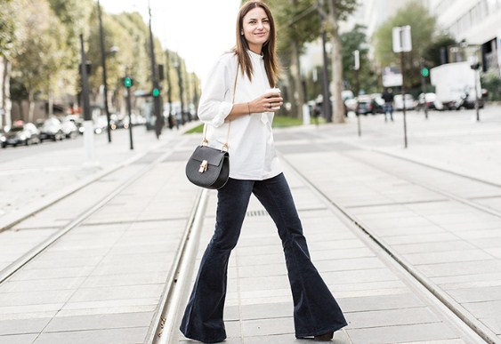 Flared Pants Model Celana Hits tahun 2018