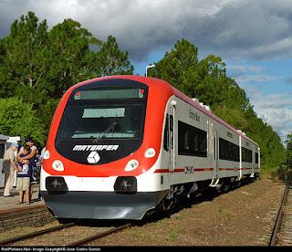 Ferrocarril Urquiza - Entre el Abandono y la Desidia