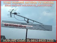 Toko Antena Bekasi >< Jasa Pasang Antena TV Jatiwaringin Bekasi