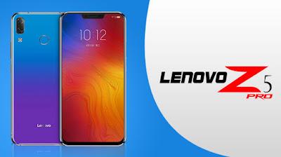 Download Firmware Terbaru Lenovo Z5 Pro