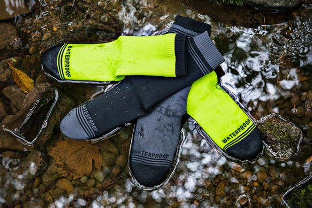 Crean calcetines resistentes al agua, tienes que probarlos