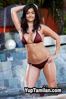 Buy Rashmika Mandanna Sexy Bikini 60+ Fake Edits @ 30₹