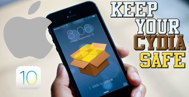 Guardian Lifestyle: Cydia Failsafe – Reinstall Cydia without