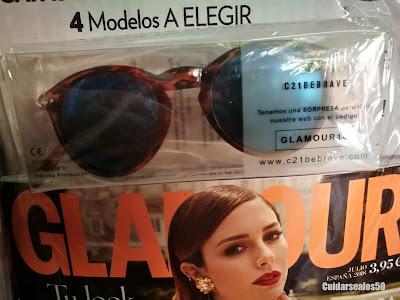 Regalo julio Revista Glamour