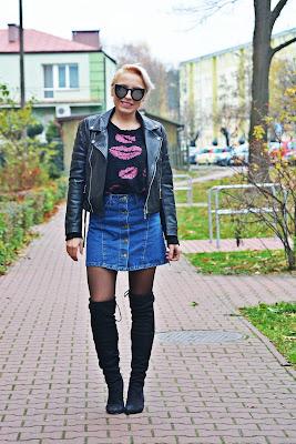 jeansowa_spodnica_skorzana_ramoneska_buty_za_kolano_karyn5