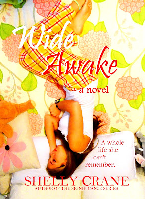 Cover Reveal! Wide Awake by Shelly Crane