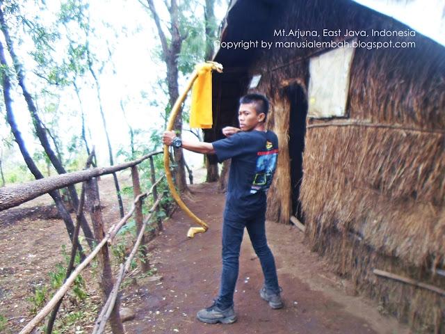 Pendakian Gunung Arjuno via Purwosari