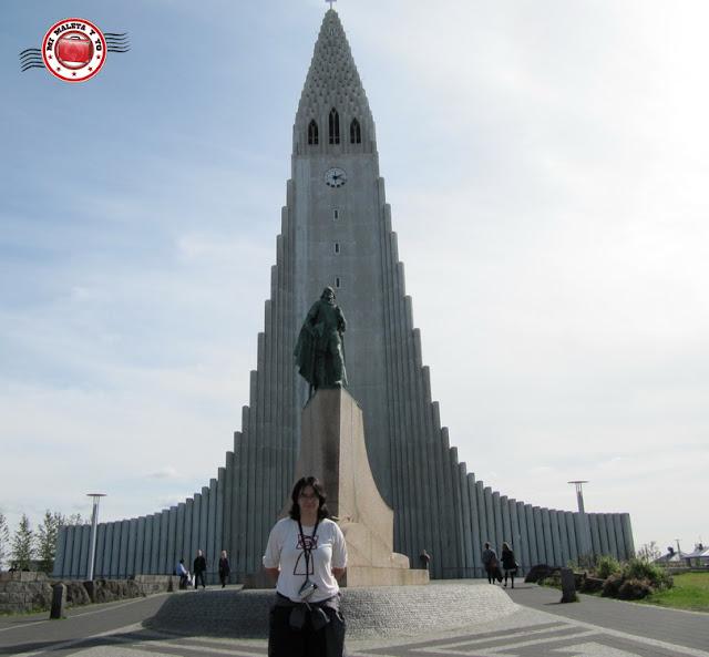 Hallgrímskirkja en Reykjavík