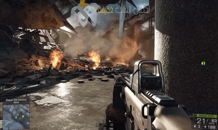 تحميل لعبة Battlefield 4 برابط مباشر للكمبيوتر