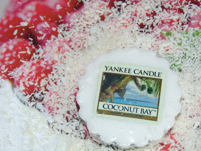 Yankee Candle, Coconut Bay