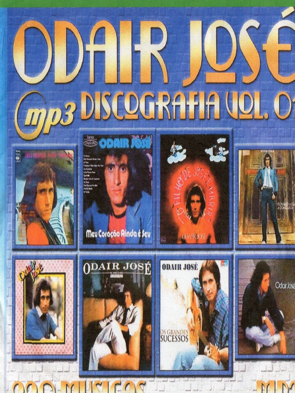 odair jose mp3 para