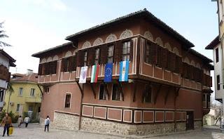 Plovdiv, Casa Balabanov.