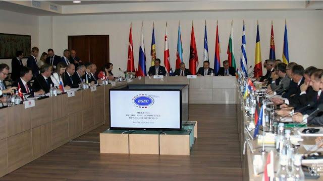 Armenia transfirió la presidencia de la BSEC a Azerbaiyán