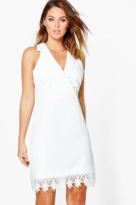 ideas de Vestidos de Fiesta Blancos