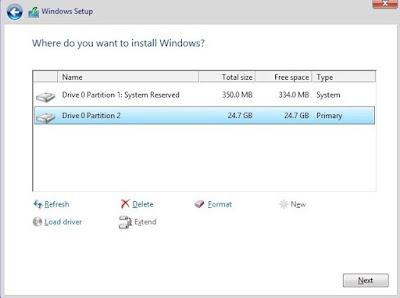 Cara Menginstal Windows 7 pada Laptop / Komputer