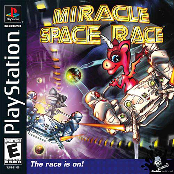 Miracle Space Race - PS1 - ISOs Download