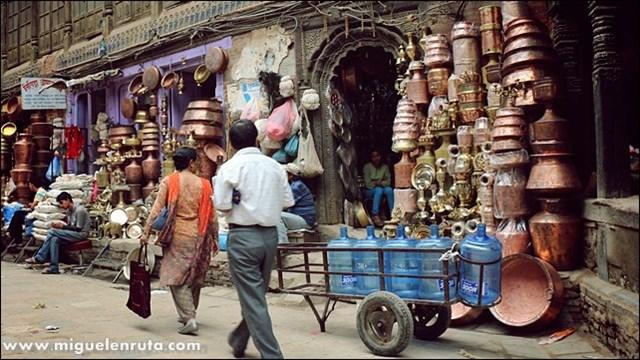 Katmandú-Market