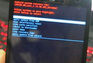 Cara Mudah Flash Upgrade Asus Zenfone C ZC451CG Tanpa PC (SD Card)