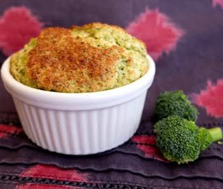 Souflé de Brócolis