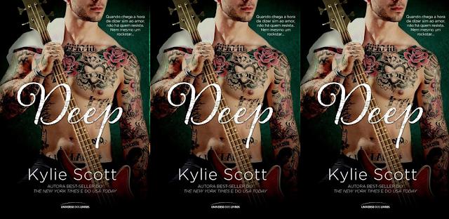 Deep - livro #4 da série Stage Dive | Kylie Scott @univdoslivros