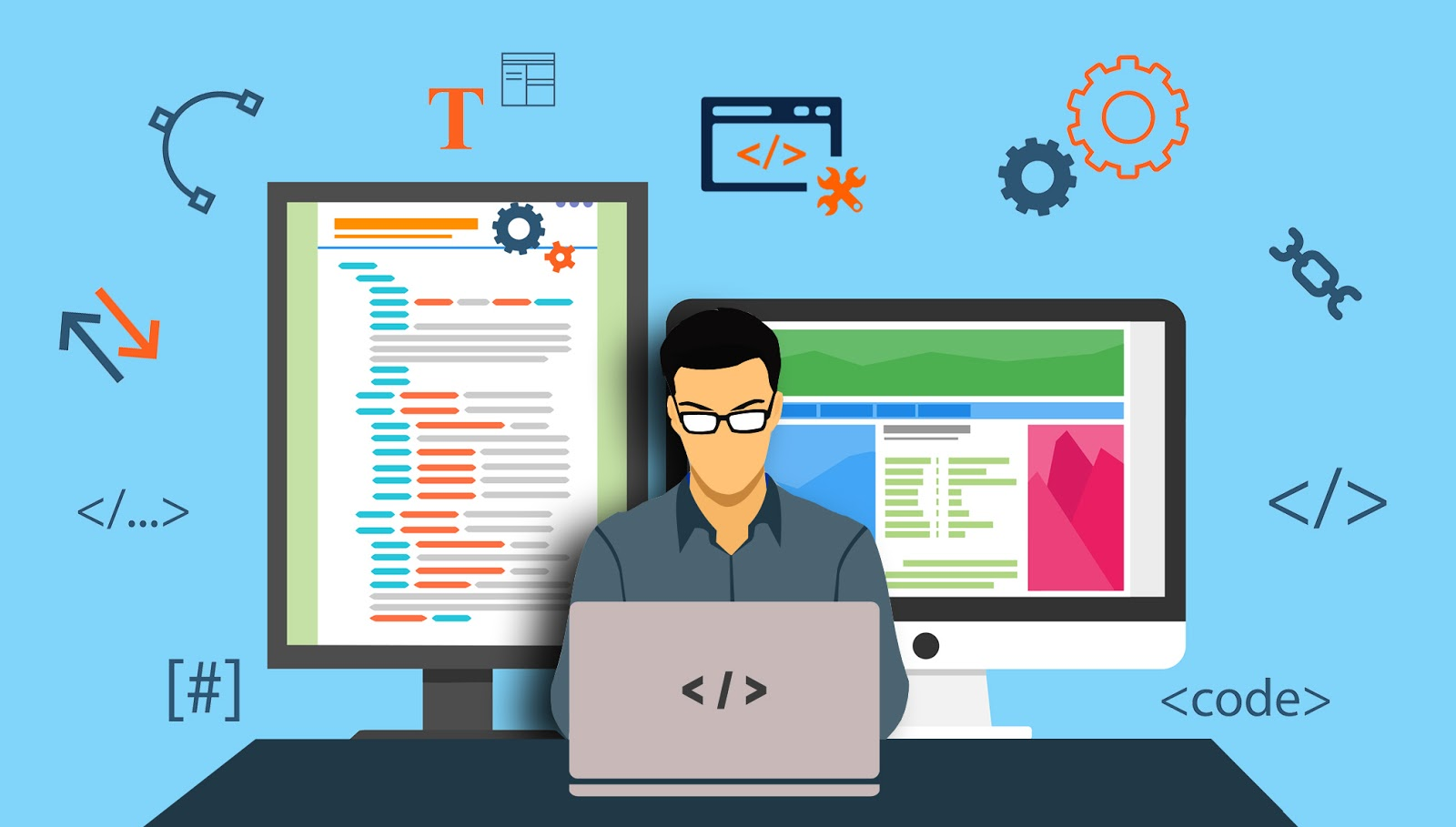 What Are The Skills Required For Web Development
