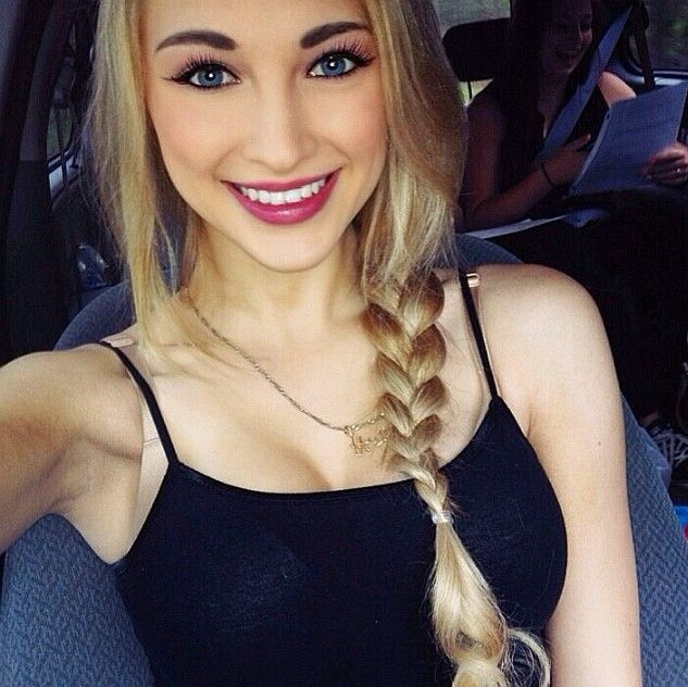 Sexy Anna Faith