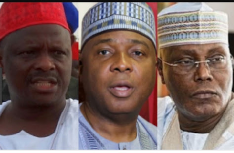 2019 Presidency: PDP Top Aspirants Reject Consensus, Insist On Open Primary