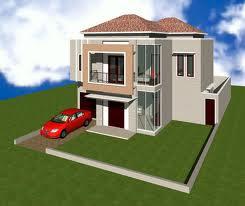 gambar desain rumah minimalis 2 lantai | berita dan