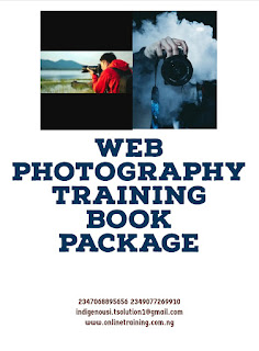 Web Photography Training For Nigeria