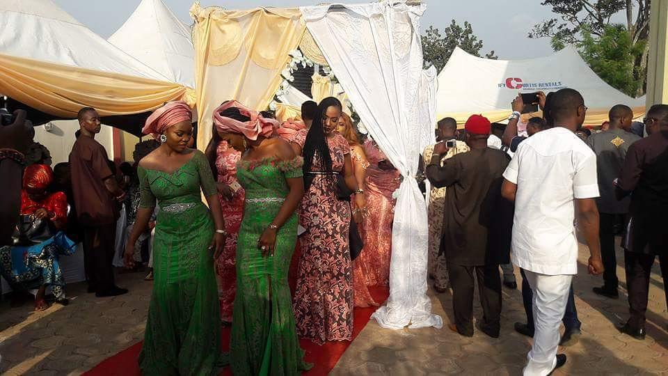 Laura Ikeji And Ogbonna Kanu's Traditional Wedding Pictures