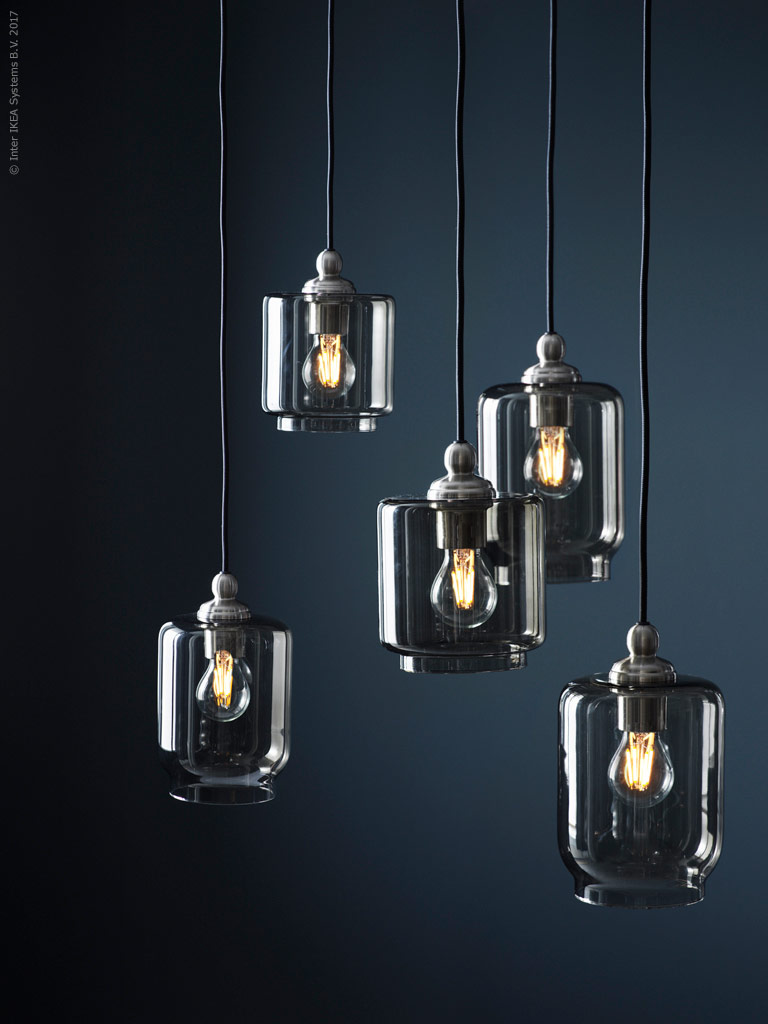 Unique Atmospheric Lighting from IKEA