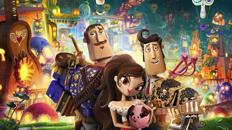 Book of Life HD