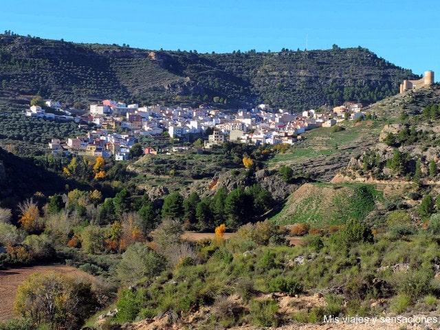 Pueblo conquense de Enguídanos, Cuenca