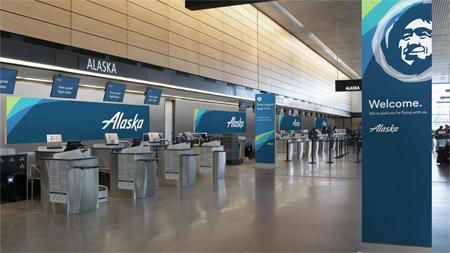Mundo Das Marcas Alaska Airlines