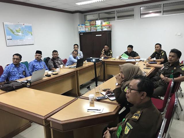 TP4D Kejati Sulsel Akan Kawal Pembangunan Guest House Polteknik Pariwisata Makassar