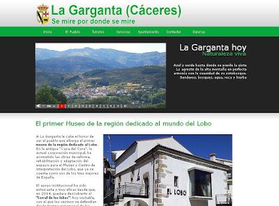 www.lagarganta-caceres.com