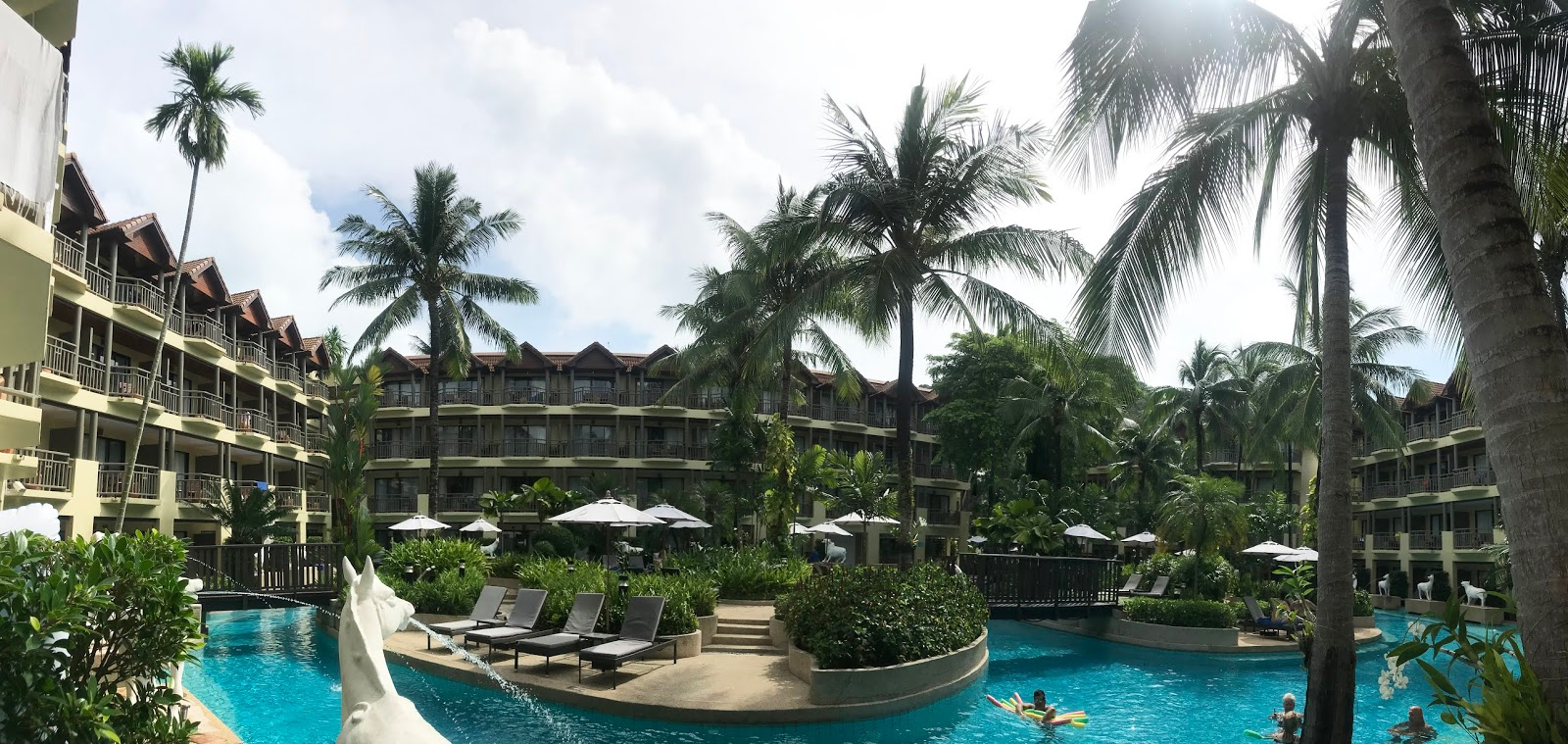 phuket marriott resort and spa pool