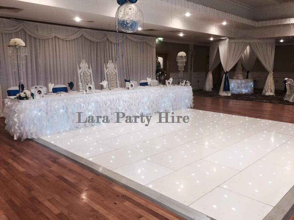 Lara party hire dance floors hire for 1 2 3 4 dance floor